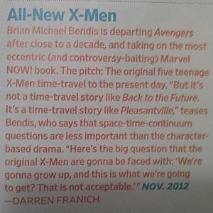 EW | All-New X-men