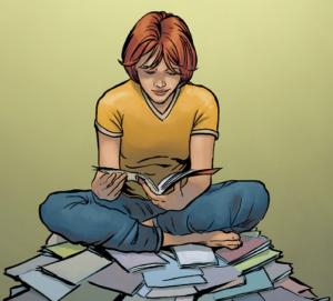 Alpha Girl Comics