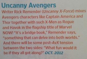 EW | Uncanny Avengers