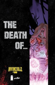 Invincible: The Death of... Atom Eve