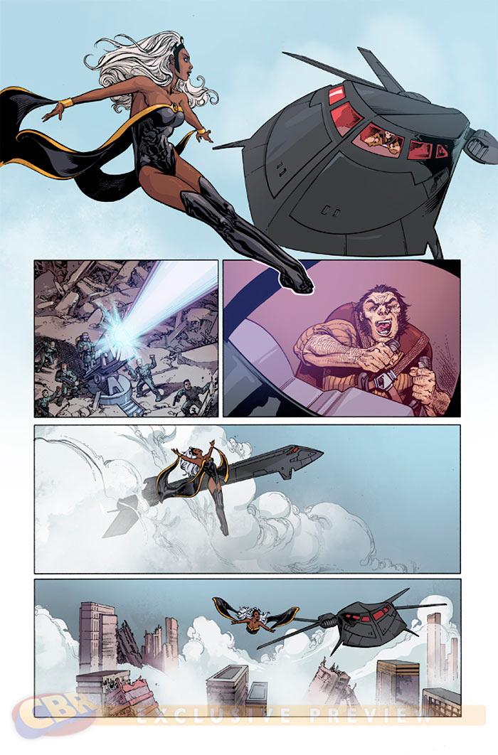 First Look at Avengers Vs X-Men: Consequences I Talking Comics