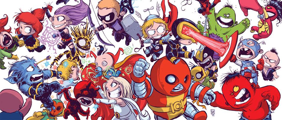 ABabies Vs XBabies 1  Comic Book Review  CBR
