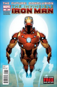 Invincible Iron Man 527