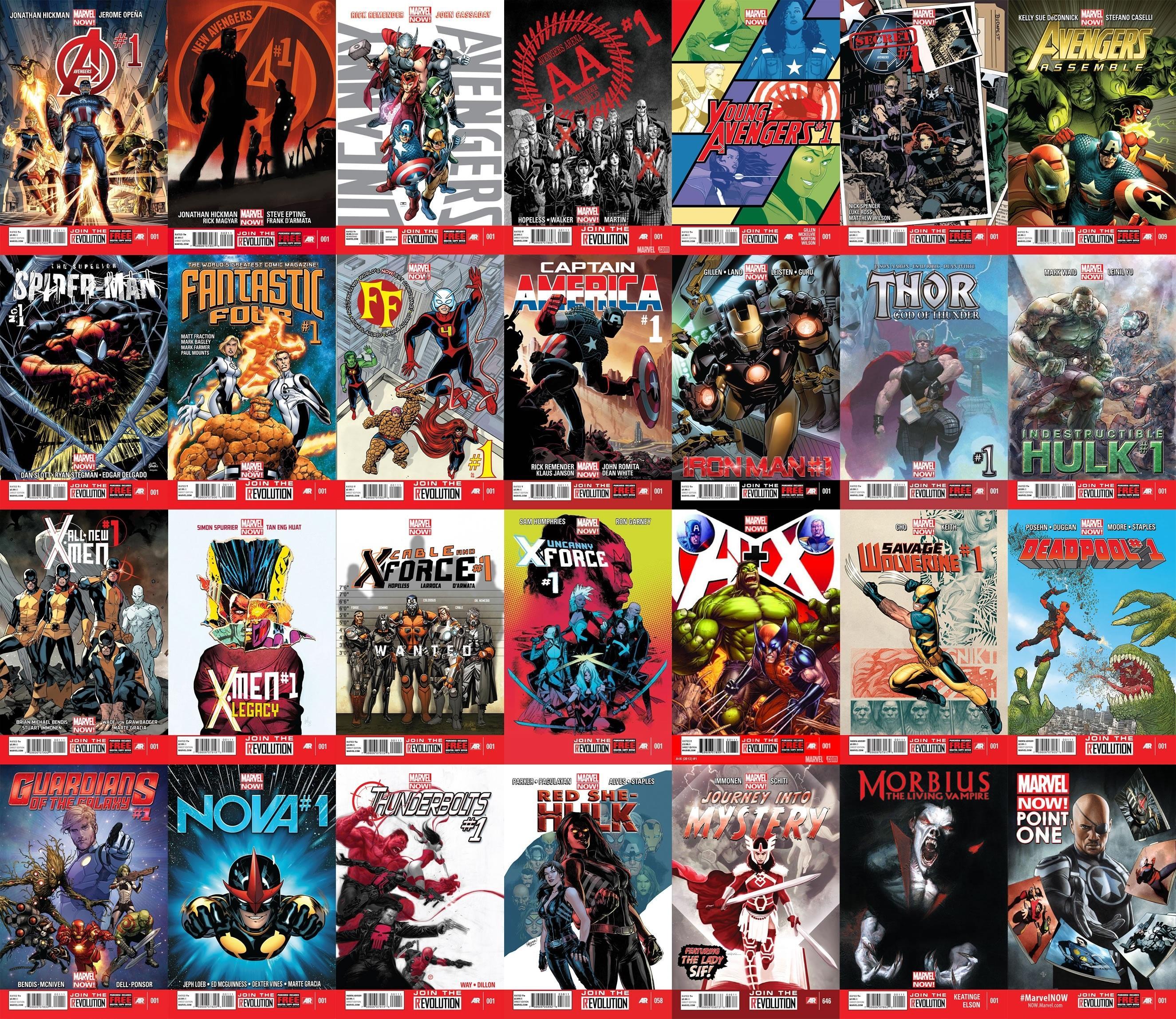 X-Men lists videos - 1457.4KB