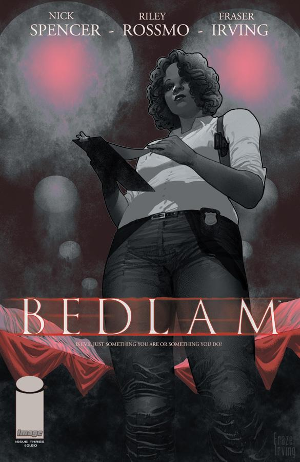 CSI meets Silence of the Lambs meets Saw in Bedlam #3!