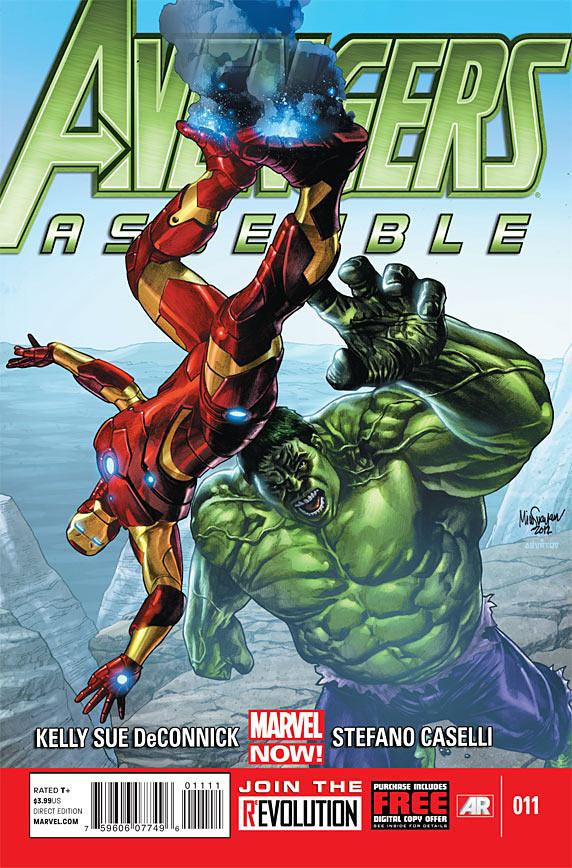 Avengers Assemble 11