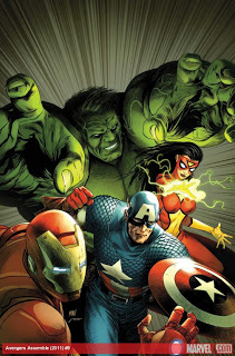 Avengers Assemble 9