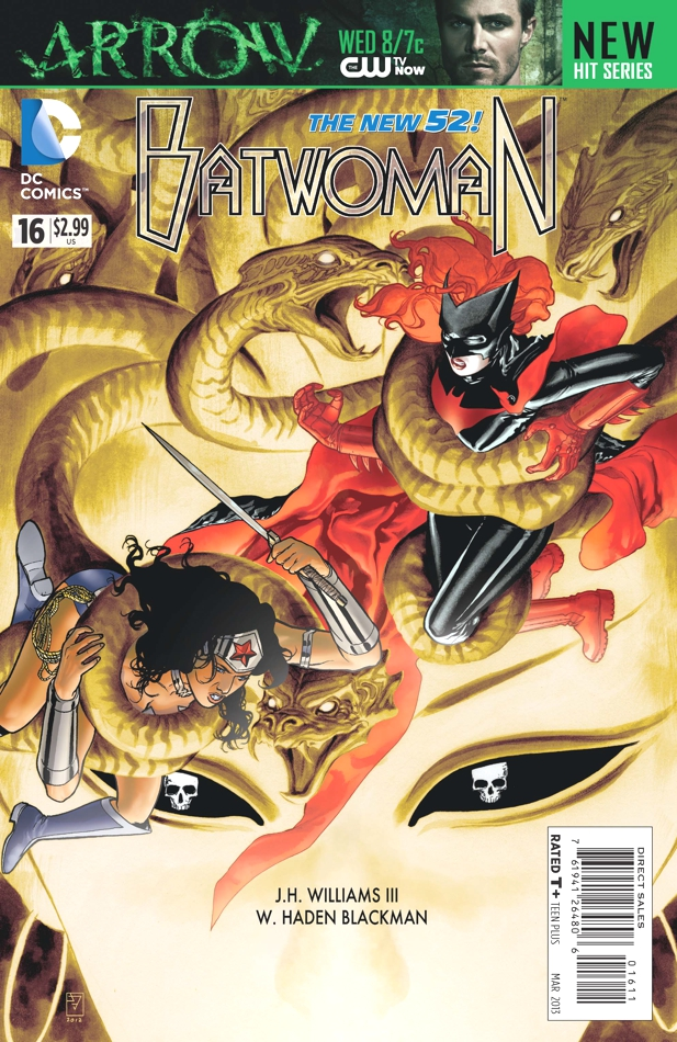 Batwoman 16