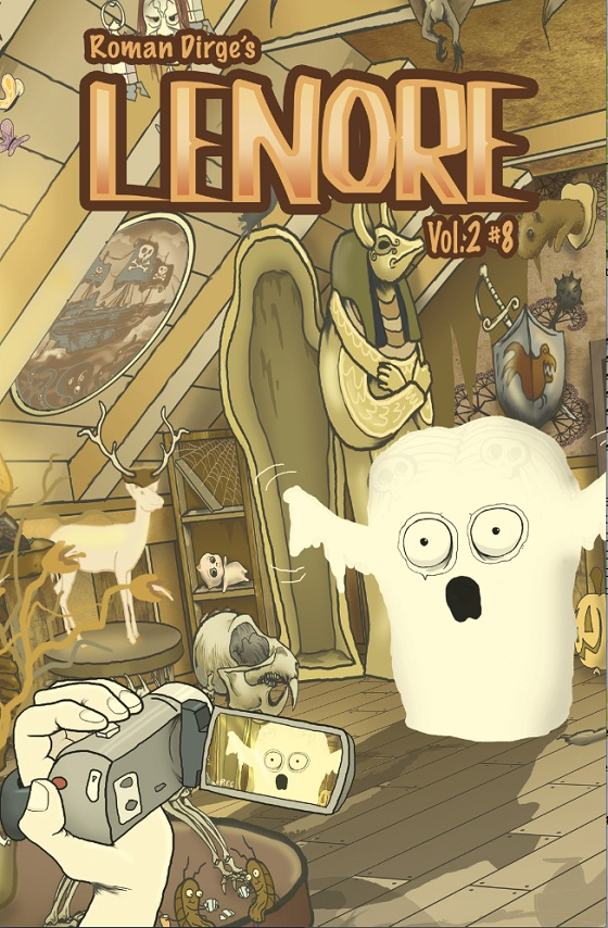 Lenore #8 cover 1