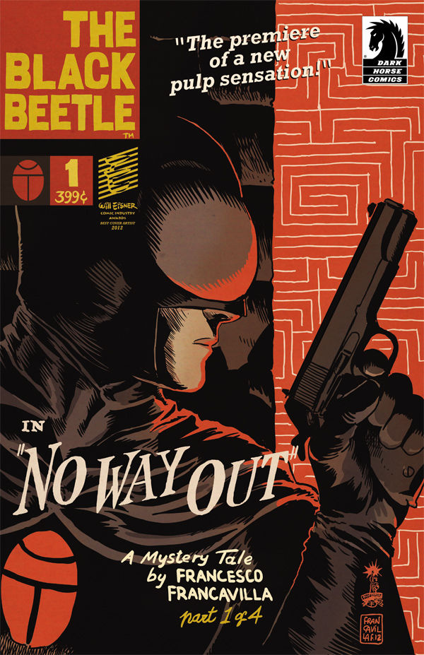 """More like """"NOIR"""" Way Out!? Amiright?!"""