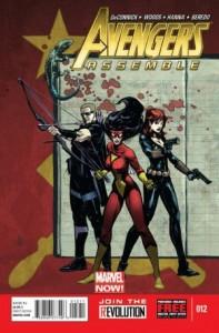 Avengers Assemble 12