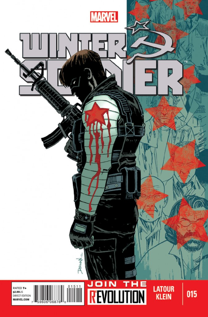 Declan Shelvey and Jordie Bellaire BRING IT with this cover.