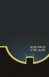 Batman Zero Year