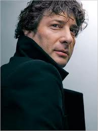 Gaiman face
