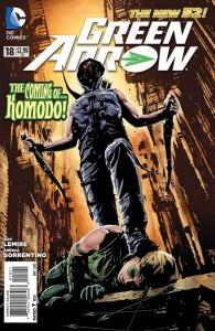 Green Arrow 18