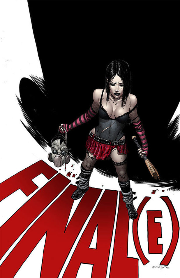 Hack Slash 25