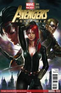 avengers assemble #13