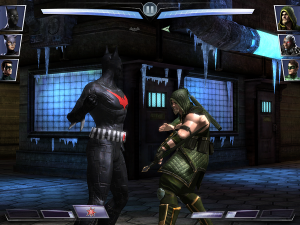 Batman Beyond vs. Green Arrow