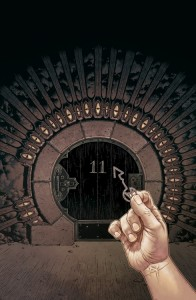 Cover, Locke & Key: Alpha #1