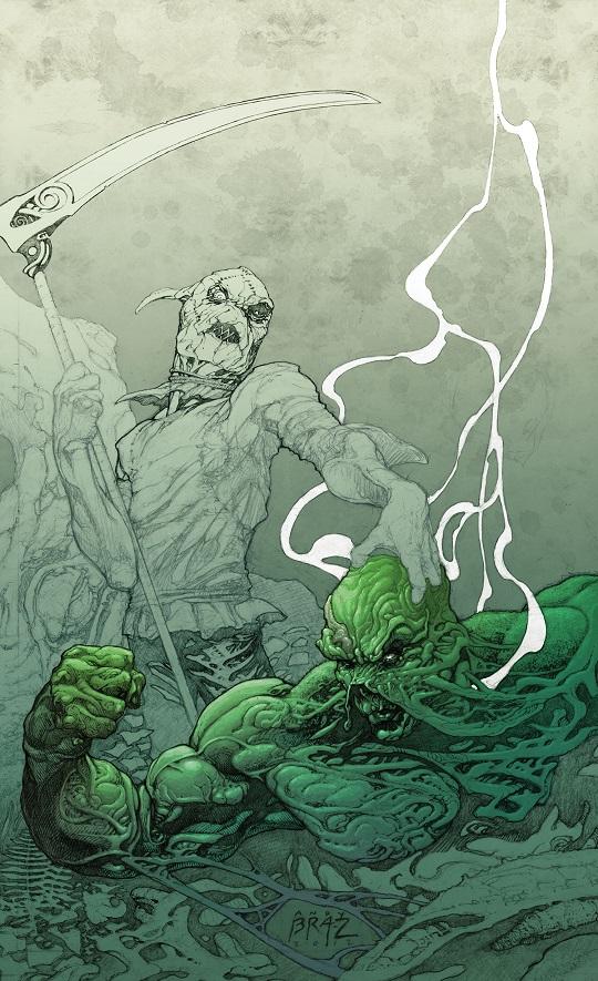 Swamp Thing 19