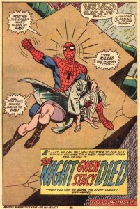 Night Gwen Stacy Died
