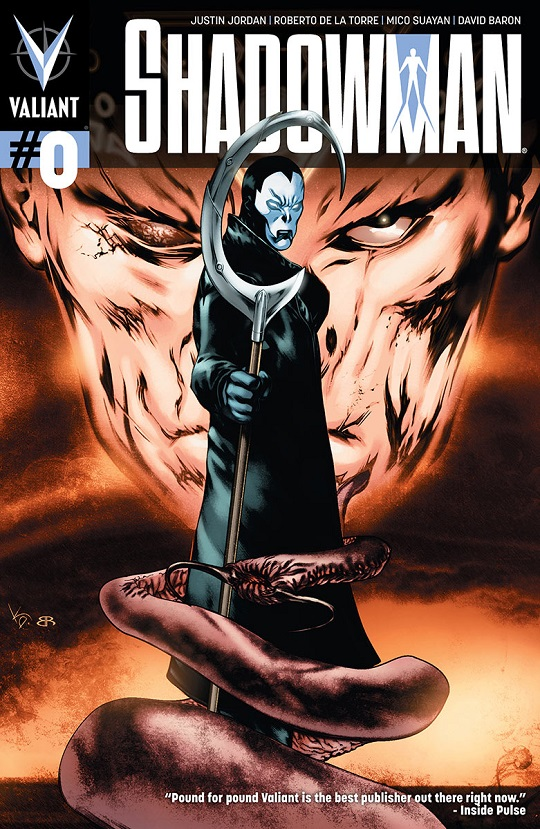 Shadowman 0 variant