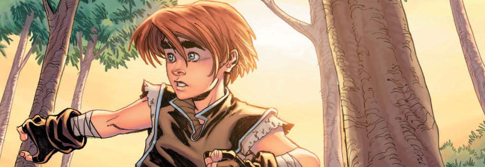 Skyward #1 Review