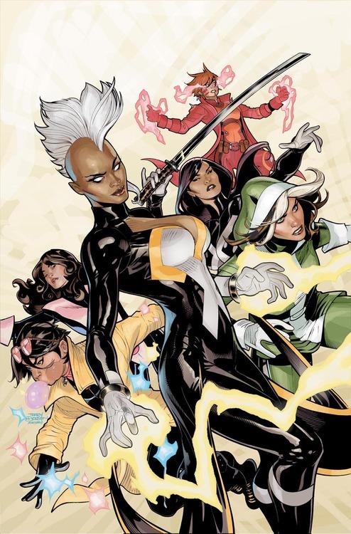 X-Men 1 Cover C