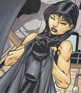 Cassandra Cain costume