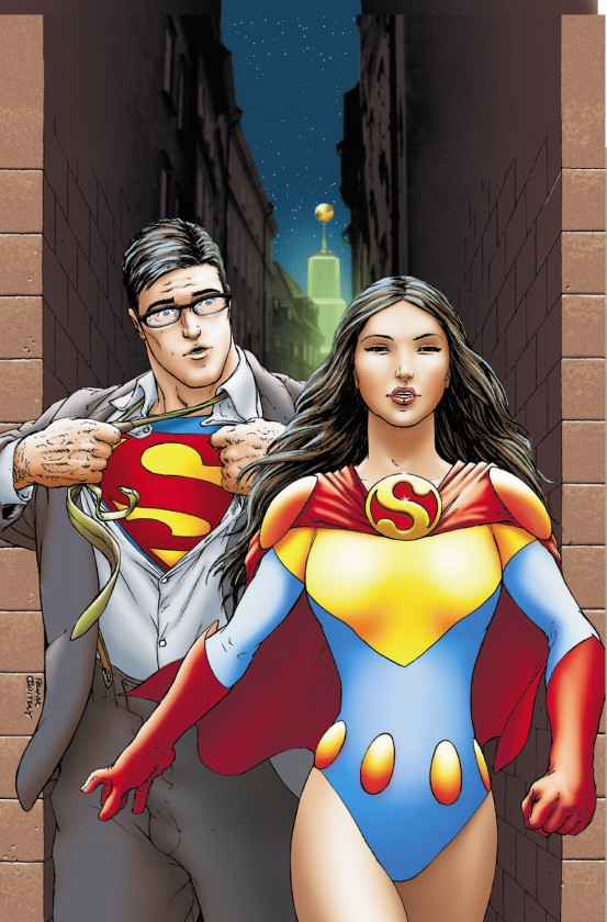 Lois Lane All-Star Superman