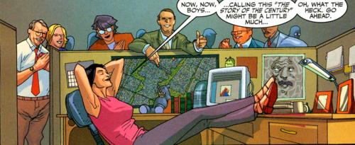 Lois Lane Birthright