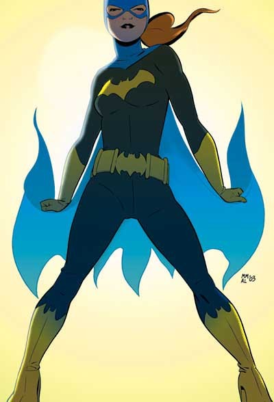 Batgirl Year One Pinup