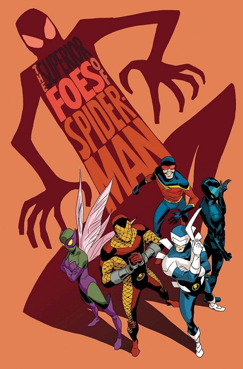 superior foes of spiderman 1