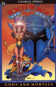 Wonder Woman Gods and Mortals