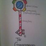 Gingerbread Key