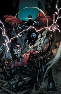 justice league cover 1