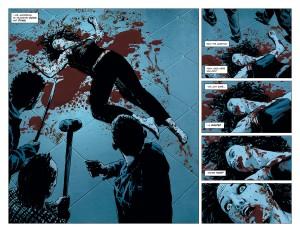 Lazarus interior issue 1 murder