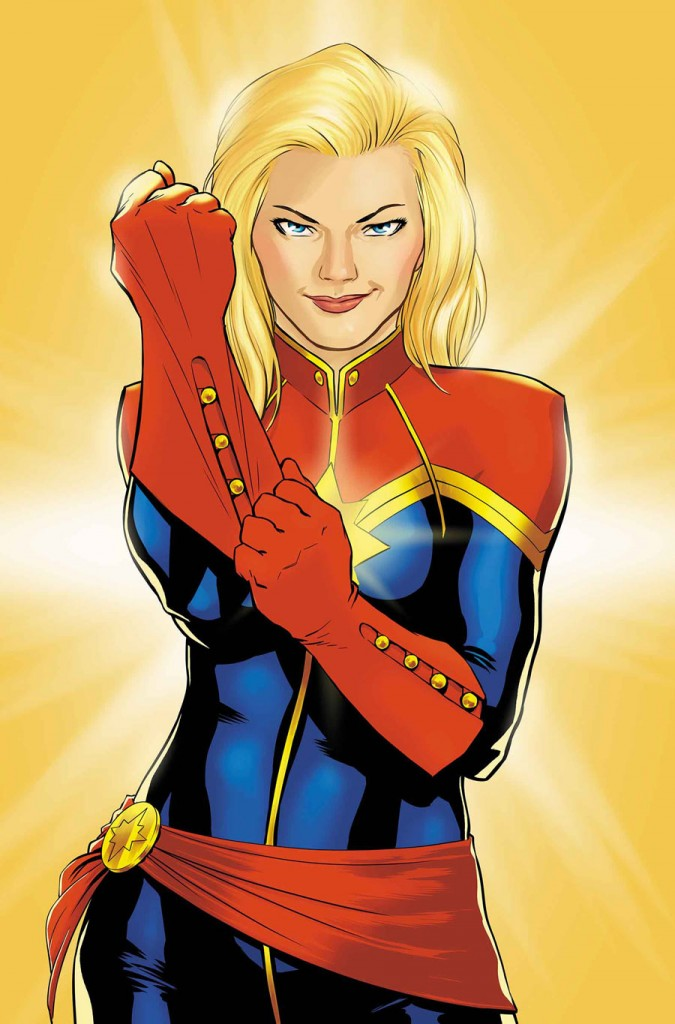All-New Captain Marvel 1