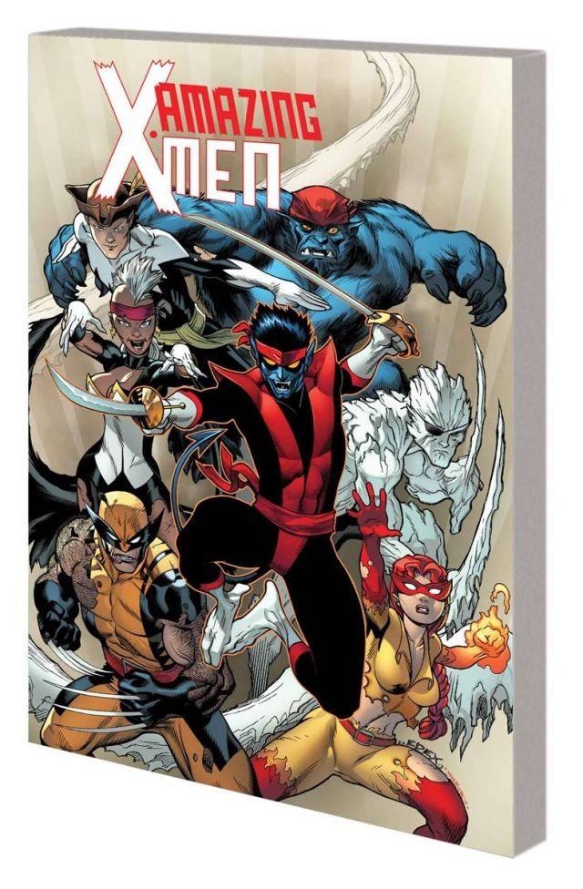 Amazing X-Men Vol. 1