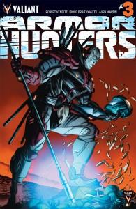 Armor Hunters 3