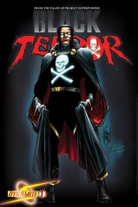 Black Terror #1, Alex Ross
