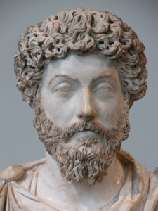Marcus Aurelius.  Come on, you know you'd hit it.