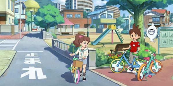 Fumi (star of  shojo series), Keita (star of shonen), and Whisper