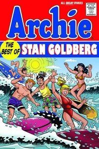 Longtime Archie Comics artist Stan Goldberg was the posthumous recipient of the Humanitarian of the Year Award.