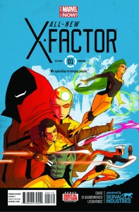 The All-New X-Factor team's adventures will be coming to an end.