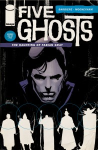 The five ghosts of Fabian Gray will be coming to SyFy soon.