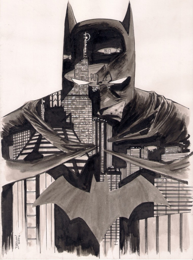 D Shalv Batman