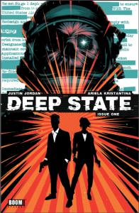 Deep State #1, BOOM! Studios