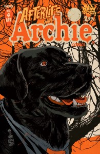 Afterlife with Archie #4 cover, 2nd printing