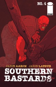Southern Bastards 4 cover